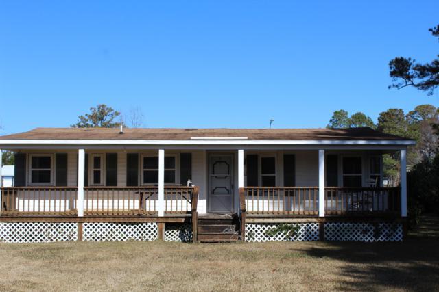 681 W Beaufort Road, Beaufort, NC 28516 (MLS #100145821) :: Century 21 Sweyer & Associates