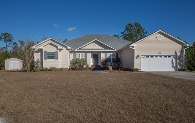 304 Baffle Court, Swansboro, NC 28584 (MLS #100145822) :: RE/MAX Elite Realty Group