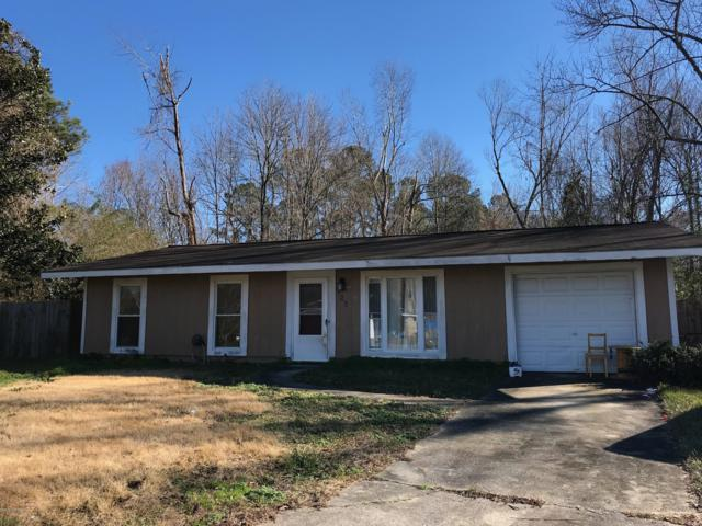 123 Timber Lane, Jacksonville, NC 28540 (MLS #100145860) :: Vance Young and Associates