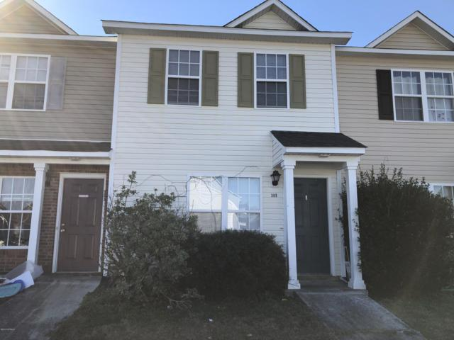 305 Timberlake Trail, Jacksonville, NC 28546 (MLS #100145910) :: Chesson Real Estate Group