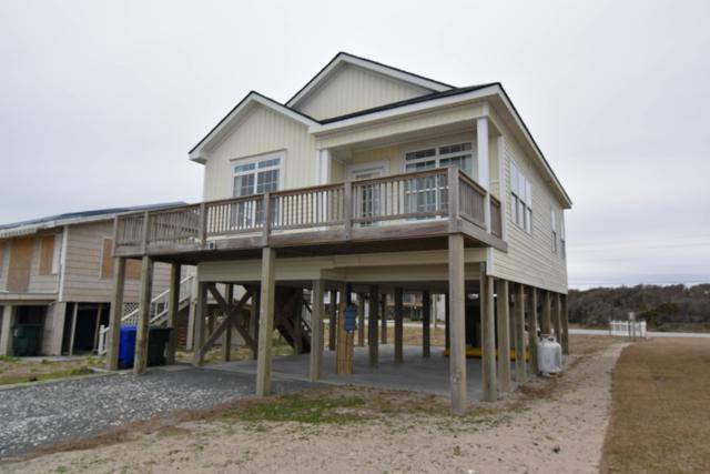 619 Ocean Drive, North Topsail Beach, NC 28460 (MLS #100146055) :: The Oceanaire Realty