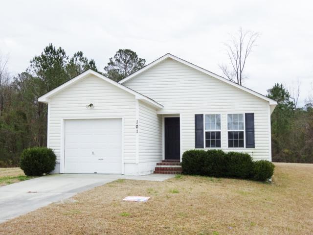 101 Constitution Avenue, Jacksonville, NC 28540 (MLS #100146134) :: Coldwell Banker Sea Coast Advantage