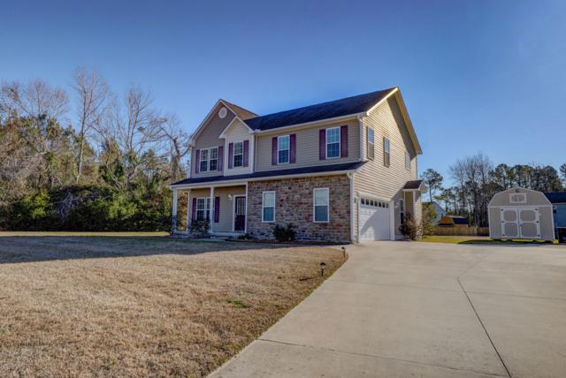 204 Tucksey Court N, Hubert, NC 28539 (MLS #100146136) :: Coldwell Banker Sea Coast Advantage