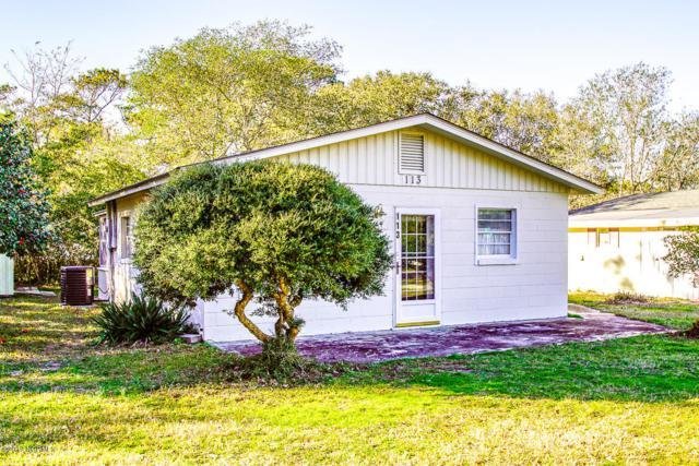 113 NE 66th Street, Oak Island, NC 28465 (MLS #100146154) :: Chesson Real Estate Group
