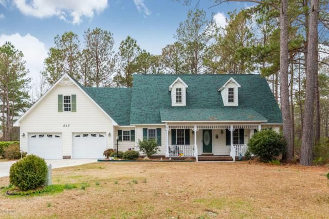 517 N Shore Drive, Sneads Ferry, NC 28460 (MLS #100146155) :: RE/MAX Elite Realty Group