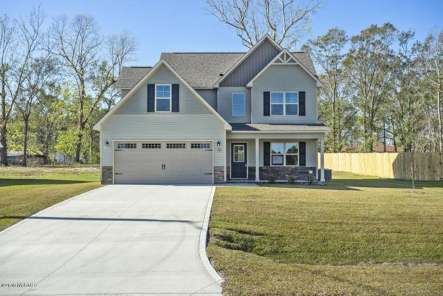 207 Rowland Drive, Richlands, NC 28574 (MLS #100146183) :: RE/MAX Essential