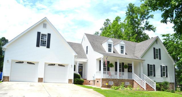 4405 Country Club Drive N, Wilson, NC 27896 (MLS #100146209) :: Century 21 Sweyer & Associates