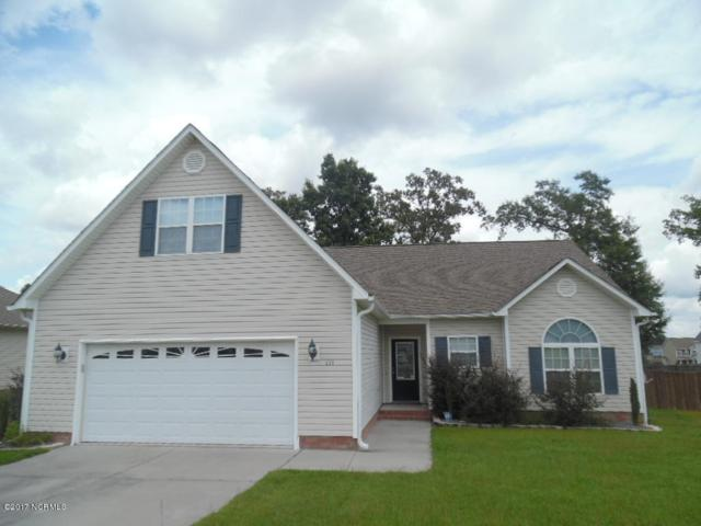 111 River Bluff Drive, Jacksonville, NC 28540 (MLS #100146210) :: Chesson Real Estate Group