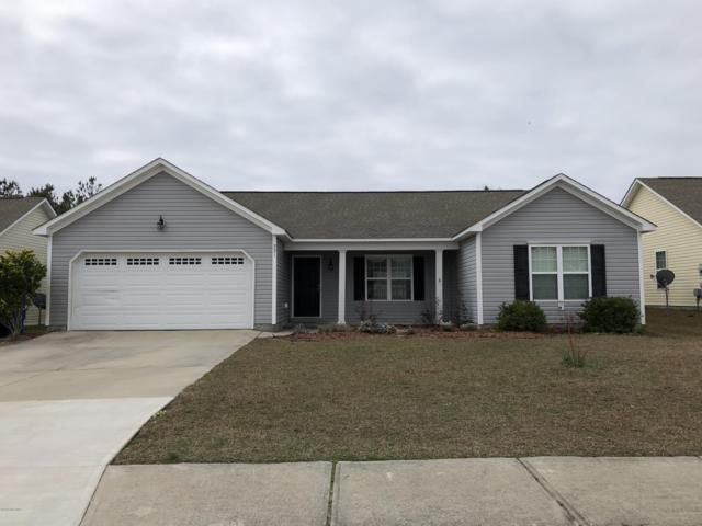 221 Belvedere Drive, Holly Ridge, NC 28445 (MLS #100146215) :: Chesson Real Estate Group
