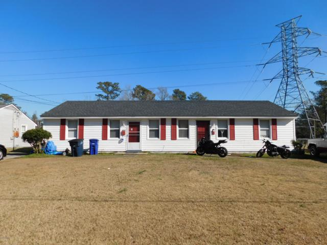 1220-1222 Davis Street, Jacksonville, NC 28540 (MLS #100146229) :: RE/MAX Elite Realty Group
