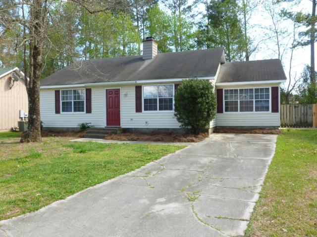 3102 Darby Street, Midway Park, NC 28544 (MLS #100146248) :: Chesson Real Estate Group