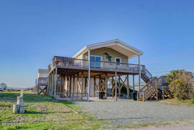 1802 Ocean Boulevard, Topsail Beach, NC 28445 (MLS #100146267) :: Vance Young and Associates