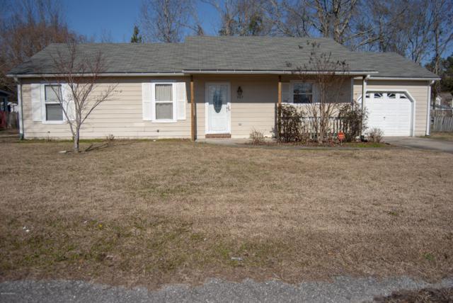 907 Springdale Drive, Jacksonville, NC 28540 (MLS #100146288) :: RE/MAX Elite Realty Group