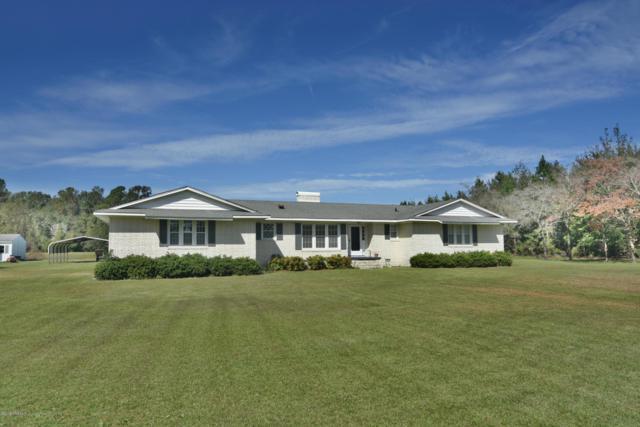 2181 Daly Waldrop Road, Kinston, NC 28504 (MLS #100146328) :: RE/MAX Elite Realty Group