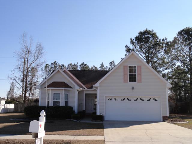 109 Magnolia Mill Place, Havelock, NC 28532 (MLS #100146385) :: Century 21 Sweyer & Associates
