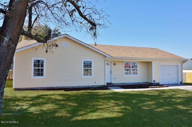 516 Sand Ridge Road, Hubert, NC 28539 (MLS #100146388) :: RE/MAX Elite Realty Group