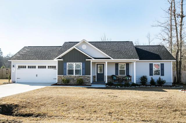 422 Mccall Drive, Jacksonville, NC 28540 (MLS #100146390) :: RE/MAX Elite Realty Group