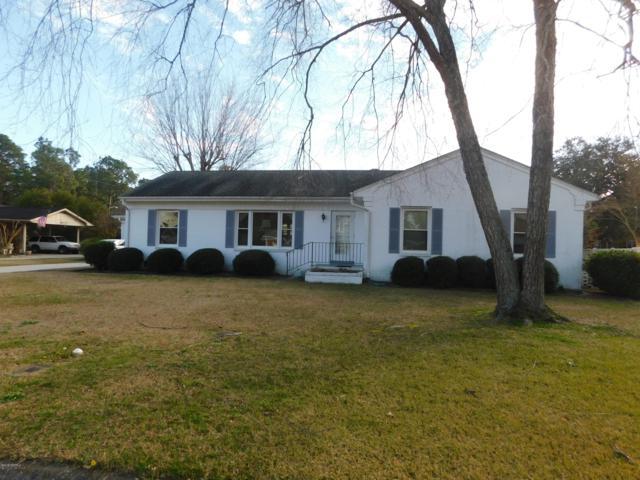 305 W 33rd Street, Lumberton, NC 28358 (MLS #100146494) :: Chesson Real Estate Group