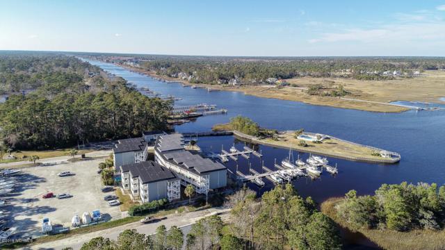 5400 E Yacht Drive A7, Oak Island, NC 28465 (MLS #100146584) :: The Oceanaire Realty
