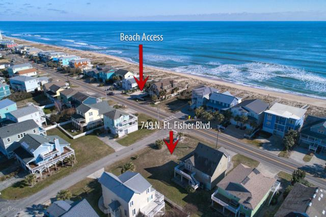 749 N Fort Fisher Boulevard, Kure Beach, NC 28449 (MLS #100146621) :: The Keith Beatty Team