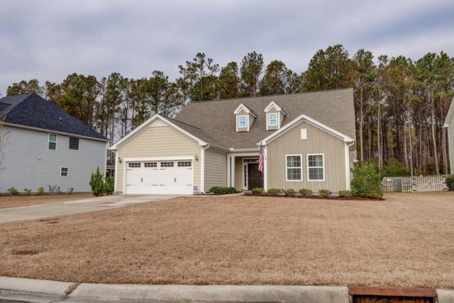 411 Canvasback Lane, Sneads Ferry, NC 28460 (MLS #100146662) :: Terri Alphin Smith & Co.