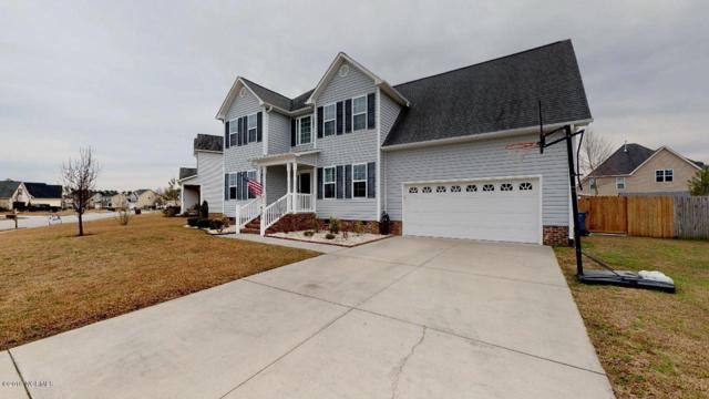 503 Brunswick Drive, Jacksonville, NC 28546 (MLS #100146675) :: Chesson Real Estate Group