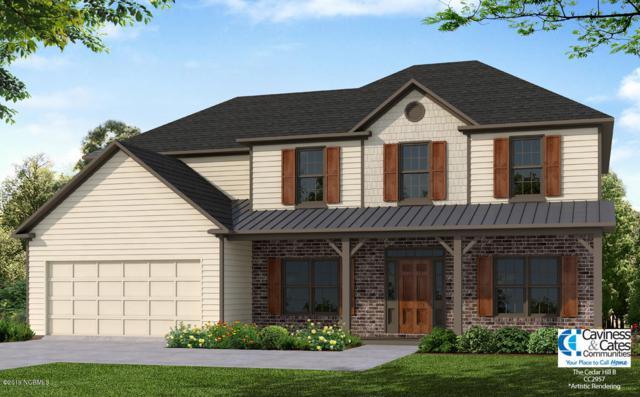 4352 Glen Castle Way, Winterville, NC 28590 (MLS #100146812) :: The Pistol Tingen Team- Berkshire Hathaway HomeServices Prime Properties