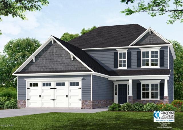 4308 Glen Castle Way, Winterville, NC 28590 (MLS #100146813) :: The Pistol Tingen Team- Berkshire Hathaway HomeServices Prime Properties