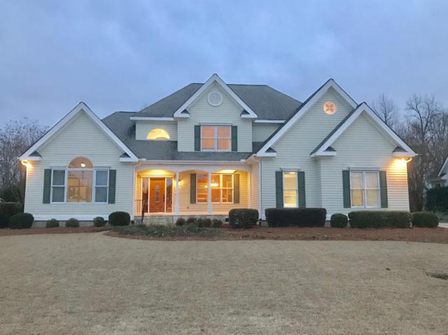209 Deer Creek Lane, Greenville, NC 27834 (MLS #100146821) :: Coldwell Banker Sea Coast Advantage