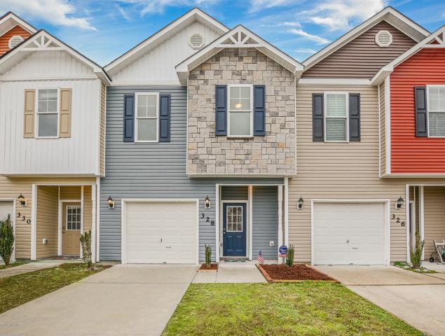 328 Cedar Island Trail, Holly Ridge, NC 28445 (MLS #100146823) :: Chesson Real Estate Group