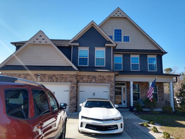 107 Creek End, Swansboro, NC 28584 (MLS #100146873) :: Terri Alphin Smith & Co.