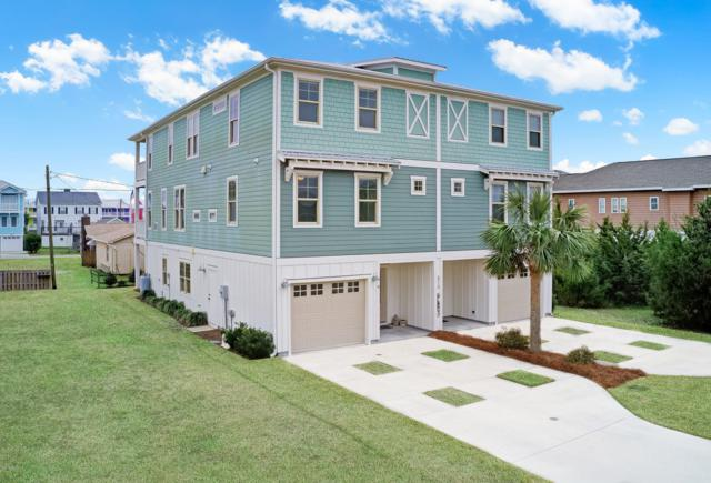 313 4th Avenue S A, Kure Beach, NC 28449 (MLS #100146929) :: Vance Young and Associates