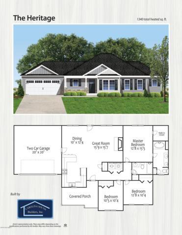 305 Ridge Land Court, Maysville, NC 28555 (MLS #100146961) :: Courtney Carter Homes