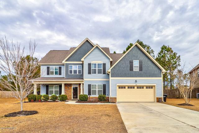 306 Waves Court, Holly Ridge, NC 28445 (MLS #100147027) :: Courtney Carter Homes