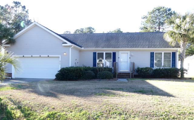 914 Palmer Drive, Carolina Shores, NC 28467 (MLS #100147071) :: Donna & Team New Bern