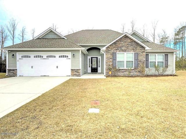 813 Solomon Drive, Jacksonville, NC 28546 (MLS #100147079) :: Terri Alphin Smith & Co.