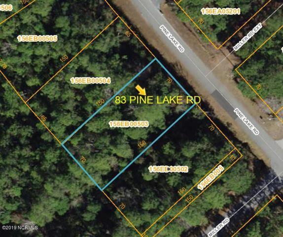 83 Pine Lake Road, Boiling Spring Lakes, NC 28461 (MLS #100147088) :: The Pistol Tingen Team- Berkshire Hathaway HomeServices Prime Properties