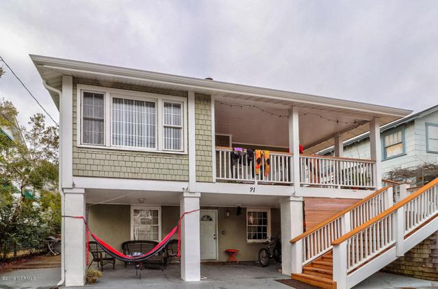 21 W Henderson Street, Wrightsville Beach, NC 28480 (MLS #100147211) :: Donna & Team New Bern