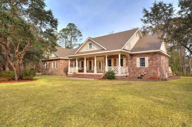 998 Petes Camp Drive, Southport, NC 28461 (MLS #100147244) :: Berkshire Hathaway HomeServices Prime Properties