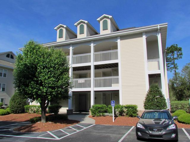 3350 Club Villa Drive #1001, Southport, NC 28461 (MLS #100147259) :: Donna & Team New Bern