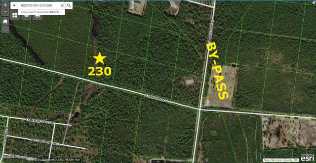 Lot 230 Plantation Road, Wilmington, NC 28411 (MLS #100147329) :: Berkshire Hathaway HomeServices Prime Properties