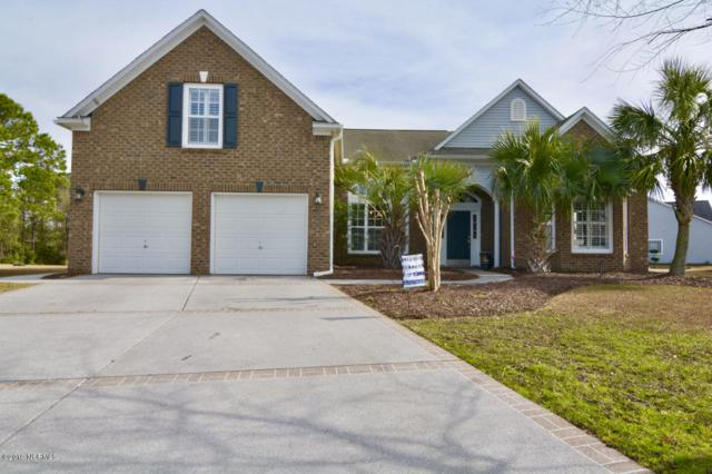 7396 Balmore Drive SW, Sunset Beach, NC 28468 (MLS #100147368) :: The Bob Williams Team