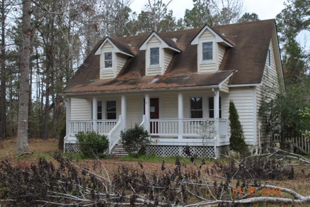 167 Plantation Drive, Swansboro, NC 28584 (MLS #100147578) :: Berkshire Hathaway HomeServices Prime Properties