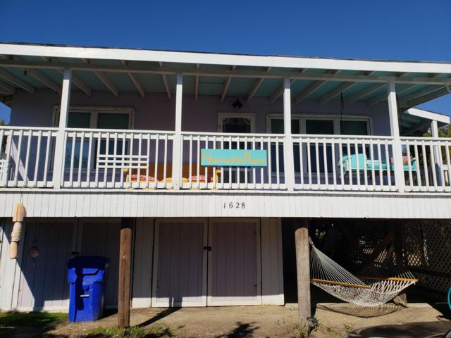 1628 E Beach Drive, Oak Island, NC 28465 (MLS #100147628) :: RE/MAX Essential