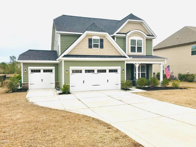410 Canvasback Lane, Sneads Ferry, NC 28460 (MLS #100147769) :: Courtney Carter Homes