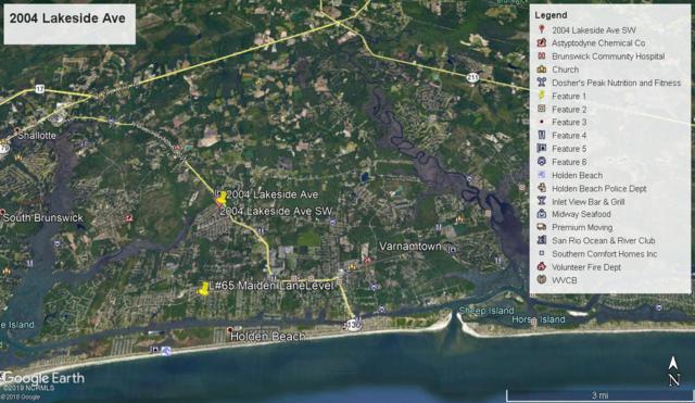 2004 Lakeside Avenue SW, Supply, NC 28462 (MLS #100147899) :: Century 21 Sweyer & Associates