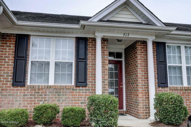 317 Monlandil Drive, Wilmington, NC 28403 (MLS #100148095) :: RE/MAX Essential