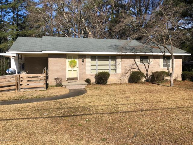 1306 Woodside Drive W, Wilson, NC 27893 (MLS #100148134) :: The Bob Williams Team