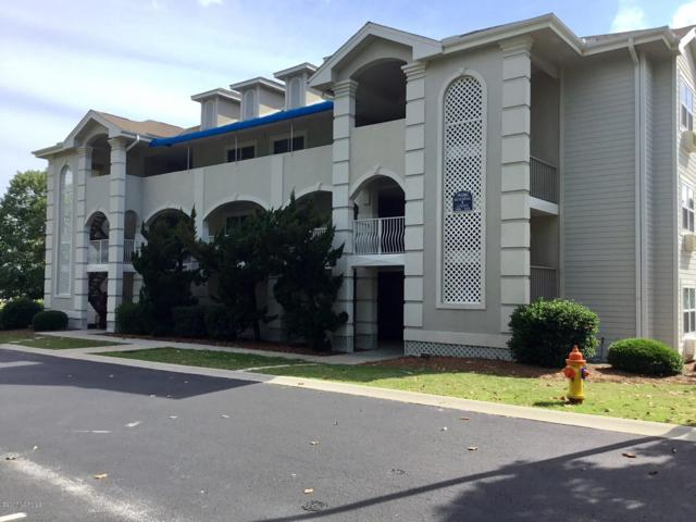 908 Resort Circle #108, Sunset Beach, NC 28468 (MLS #100148433) :: Donna & Team New Bern