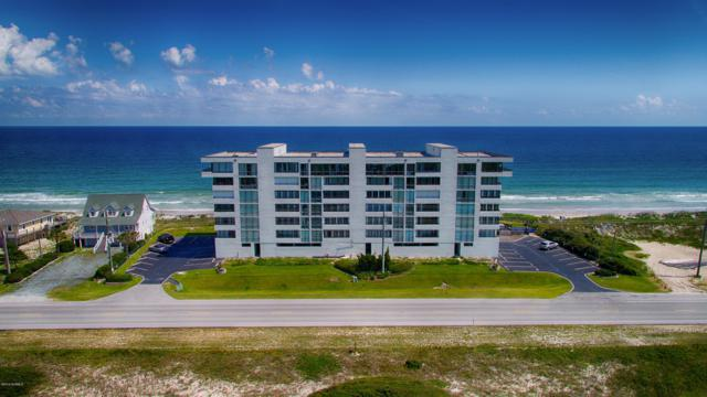 4110 Island Drive #401, North Topsail Beach, NC 28460 (MLS #100148472) :: Century 21 Sweyer & Associates